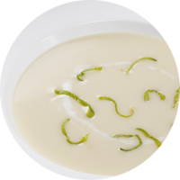 Veal Cream Soup