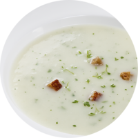 Cress Cream Soup