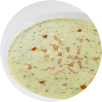 Herb Cream Soup