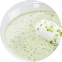 Herb Cream Soup Culinarium