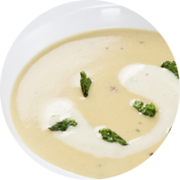 Chanterelle Cream Soup Culinarium