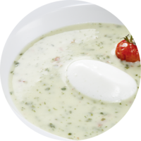 Rocket Cream Soup Culinarium
