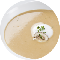 Game Cream Soup Culinarium