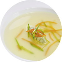 Clear Chicken Bouillon