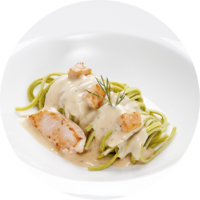 Pastasauce Lachs-Dill
