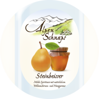 Steinbeisser Pear & Honey flavour  35% vol. 1 or 10 litres