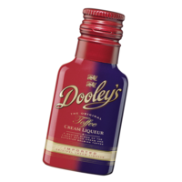 Dooley's Toffee & Vodka Liqueur 17% vol. 0,02 l