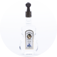 Violin Bottle Gentian Brandy 38% vol. 0,1 l