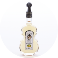 Violin Bottle Pear Liqueur 15% vol. 0,1 l
