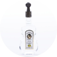Violin Bottle Pear Brandy 38% vol. 0,1 l