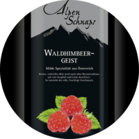 Wild Raspberry Spirit 40% vol. 0,5 l