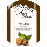 Walnuss, Walnussliqueur 25% Vol. 1Liter