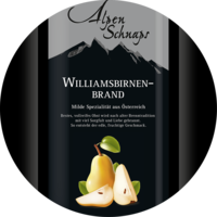Pear Brandy 40% vol. 0,5 l