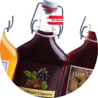 Pocket Bottle Forestfruit Liqueur 15 % vol. 0,2 l