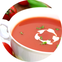 Lifeline Tomato cream soup enriched