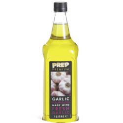 Prep Premium Garlic Oil
