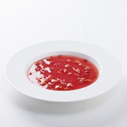 Cold Fruit Soup Strawberry Flavour