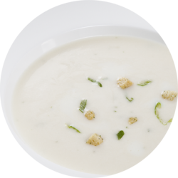 Mushroom Cream Soup cold swelling