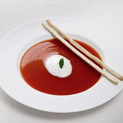 Tomato Cream Soup free from..