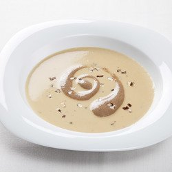 Morel Cream Soup Culinarium