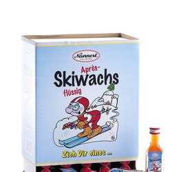 "Dispenser ""Apres Skiwachs"" Plum Liqueur 15% vol. 0,02 l"