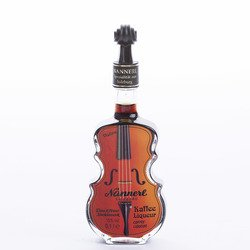 Violin Bottle  Coffee Liqueur15% vol.  0,1 l