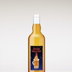 Hot Apricot 18% vol. 1:3 - 1 litre or 10 litres