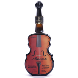 Violin Bottle Coffee Liqueur 15% vol. 0,5 l