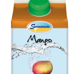 Mango Soft drink concentrate 20% without sugar 1:19
