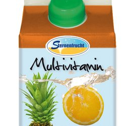 Multivitamin Soft drink concentrate 20% without sugar 1:19