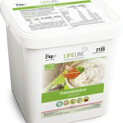 Lifeline Porridge enriched