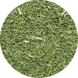 Dill freeze-dried