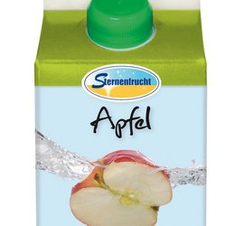 Apple Soft drink concentrate 20% without sugar 1:19