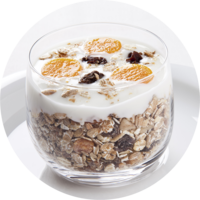 Fruit Muesli without added sugar