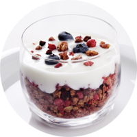 Crunchy Muesli with Wild Berries