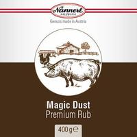 Magic Dust Premium Rub Gewürzzubereitung