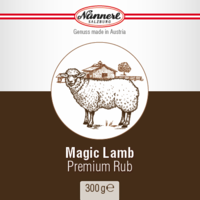 Magic Lamb Premium Rub Gewürzzubereitung
