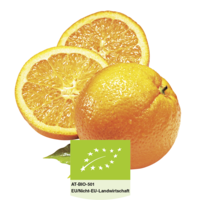 Orange Alpendrink organic syrup 1:6