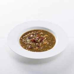 Lentil Stew with bacon