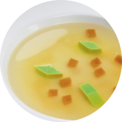 Oxbouillon without visible ingredients (without onion)