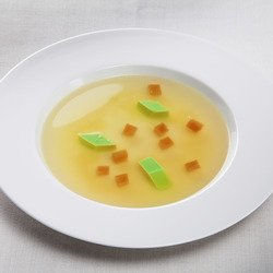 Oxbouillon without visible ingredients