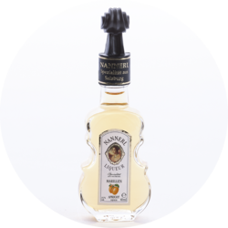 Violin Bottle Apricot Liqueur 15% vol. 0,04 l