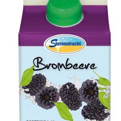 Blackberry Soft drink concentrate 20% without sugar 1+19