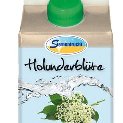 Elderflower Soft drink concentrate 20% without sugar 1+19
